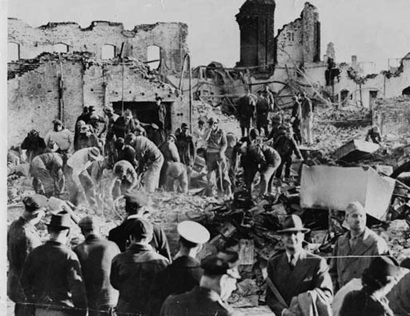 Взрыв газа в Кливленде (1944)