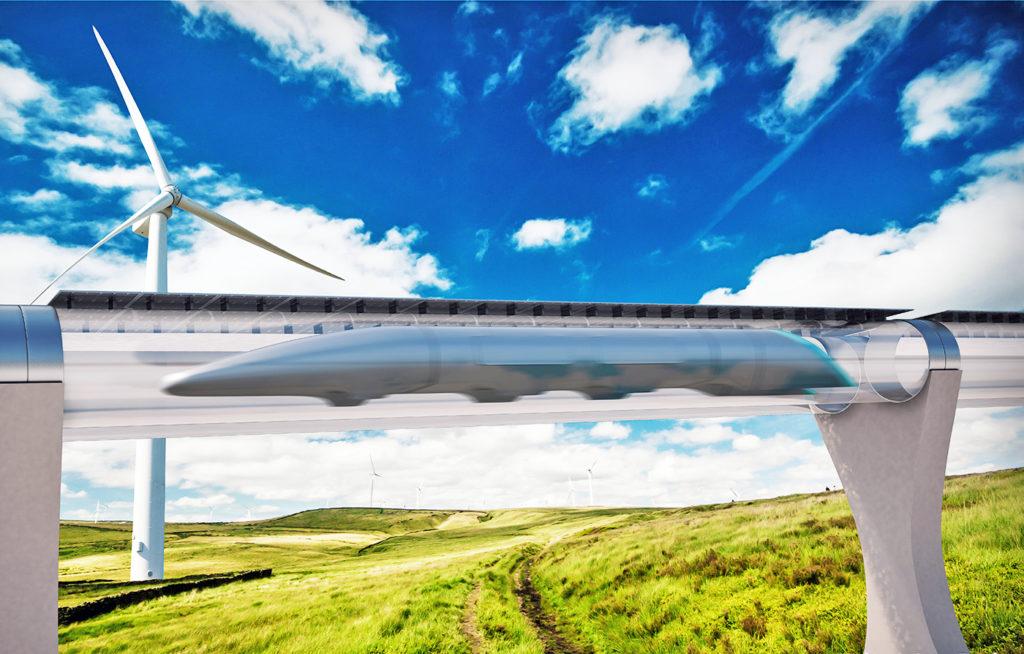 Гиперпетля (Hyperloop)