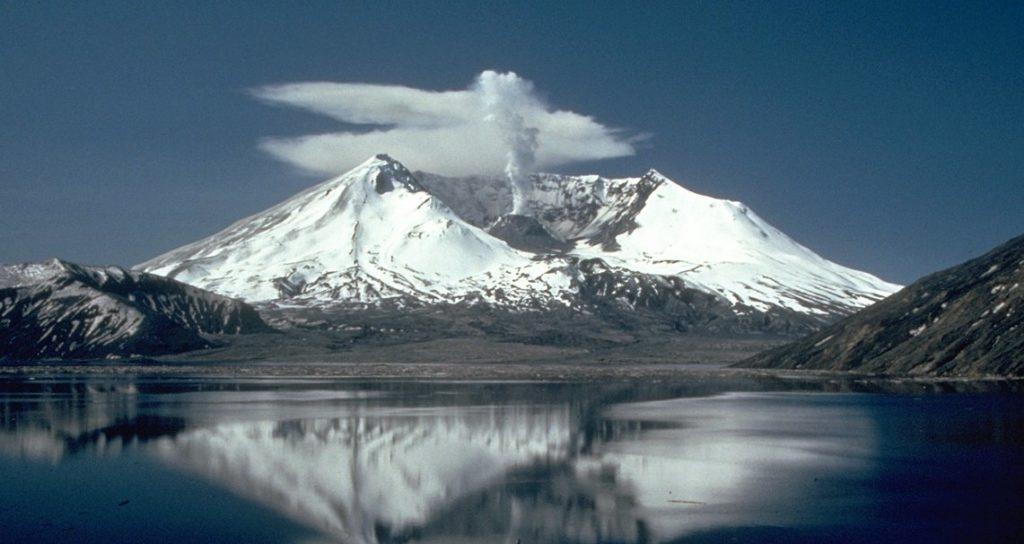Гора Сент-Хеленс, США