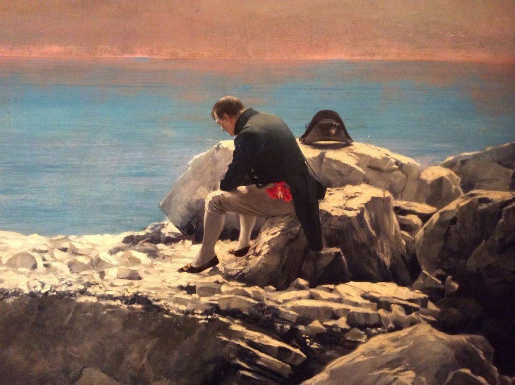 Наполеона на остров Святой Елены