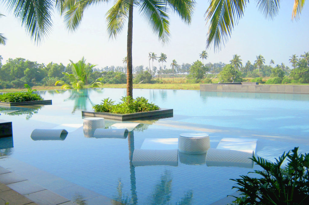 Отель Alila Diwa Goa