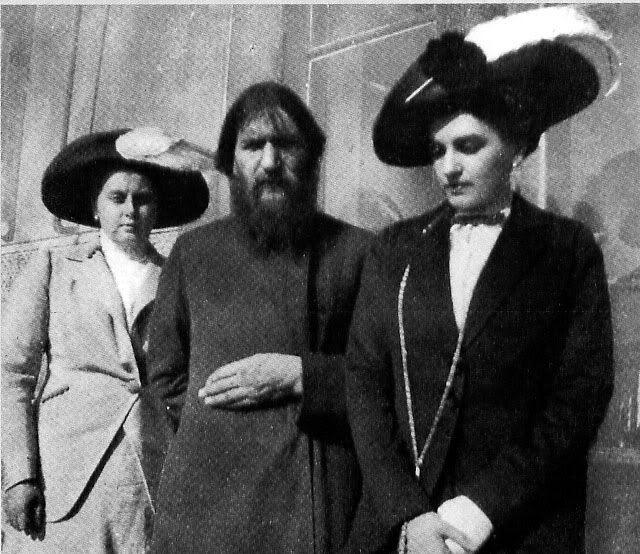 Григорий Распутин – «безумный монах» России