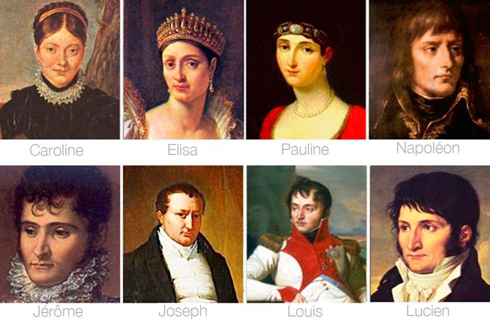 Семья Наполеона