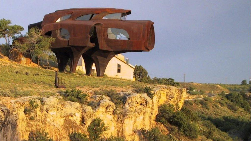 Стальной дом, Техас, США