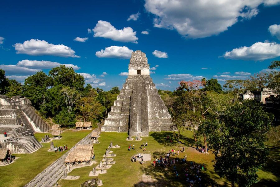 Тикаль, Гватемала