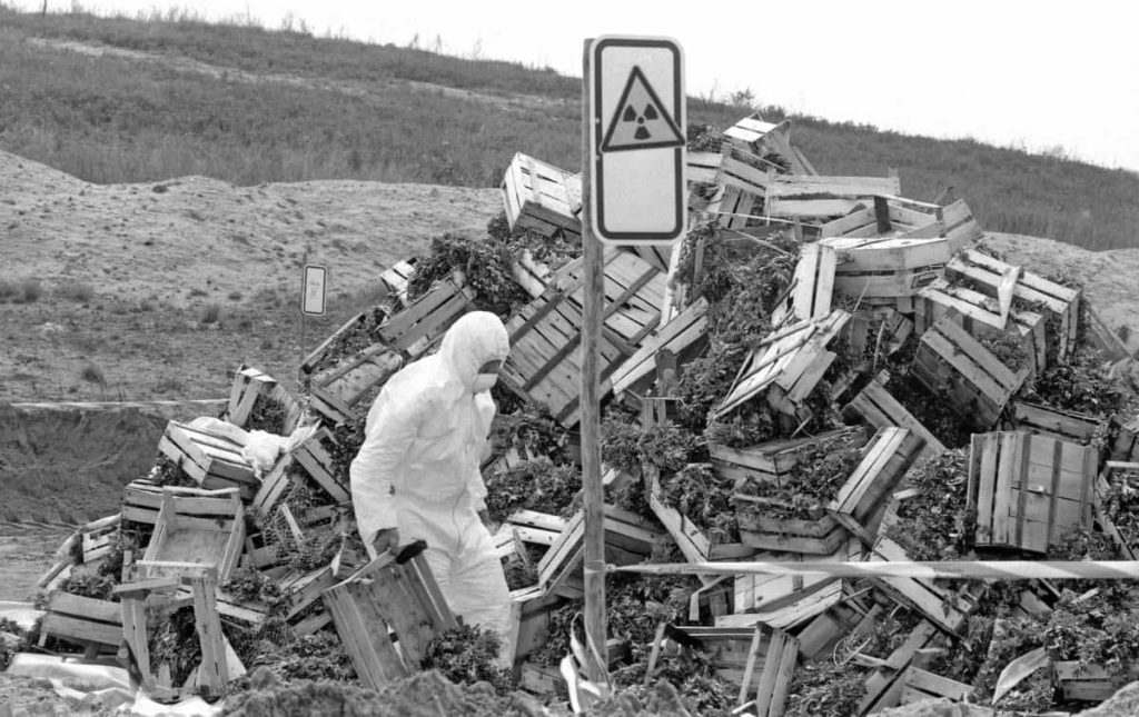 Чернобыльская катастрофа (1986)