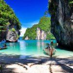 10 увлекательных и красивых островов в Таиланде
