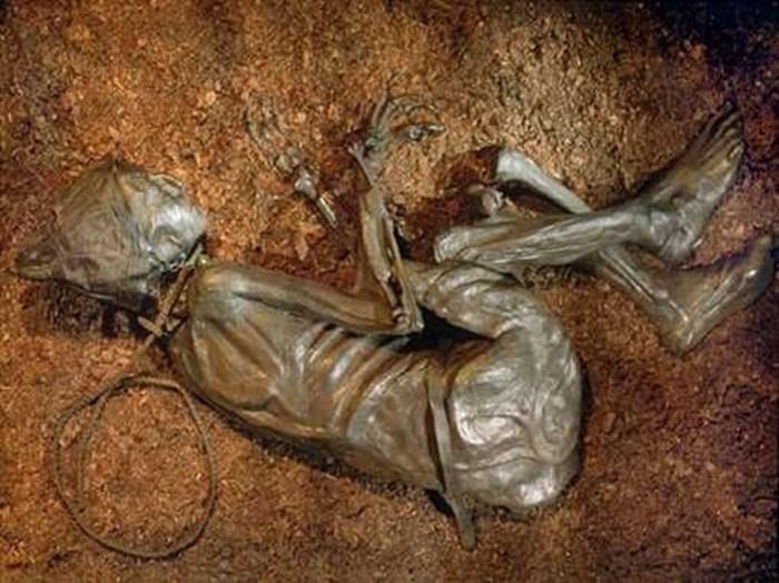Старейшая мумия в мире