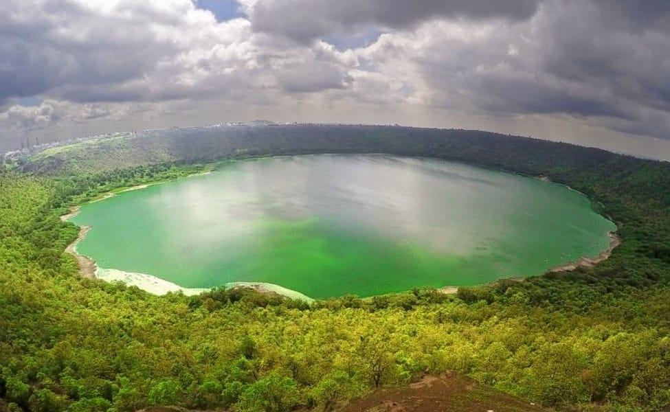 Озеро Лонар
