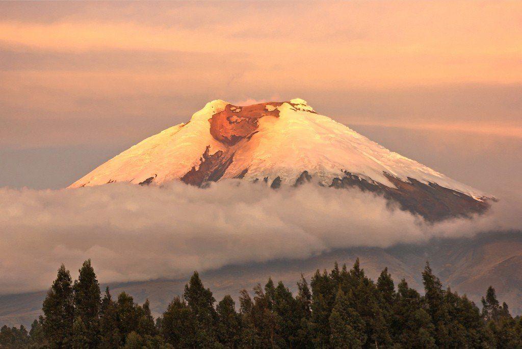 Mount Cotopaxi, Южная Америка