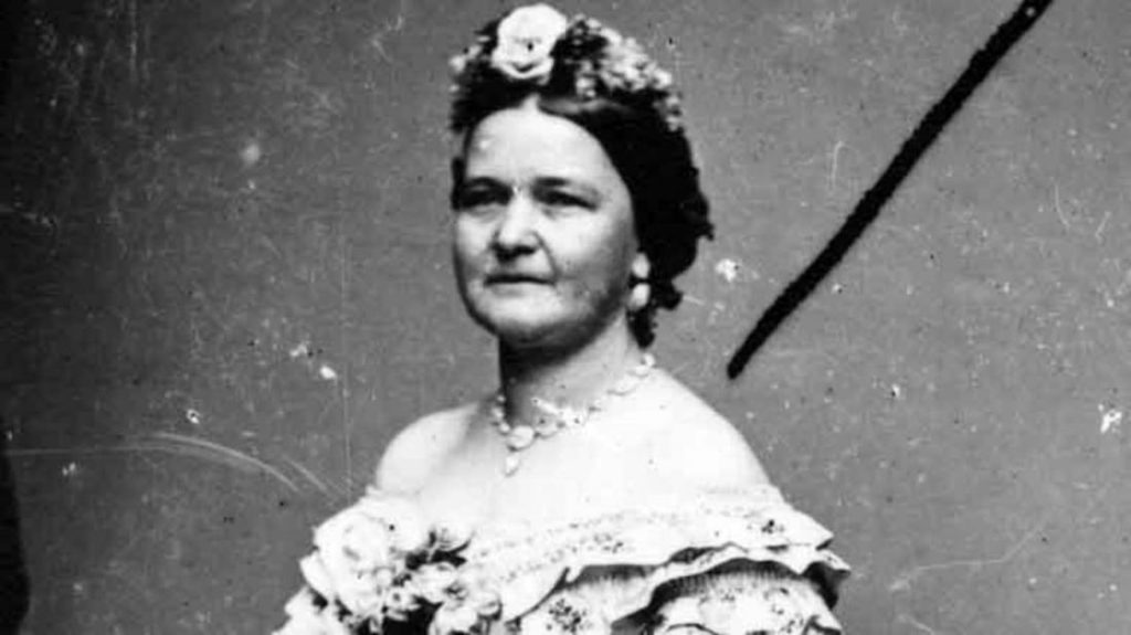 Мэри Тодд Линкольн