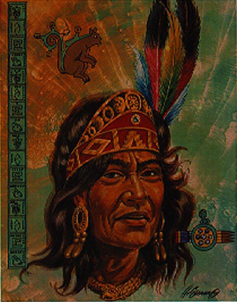 Величайший император ацтеков