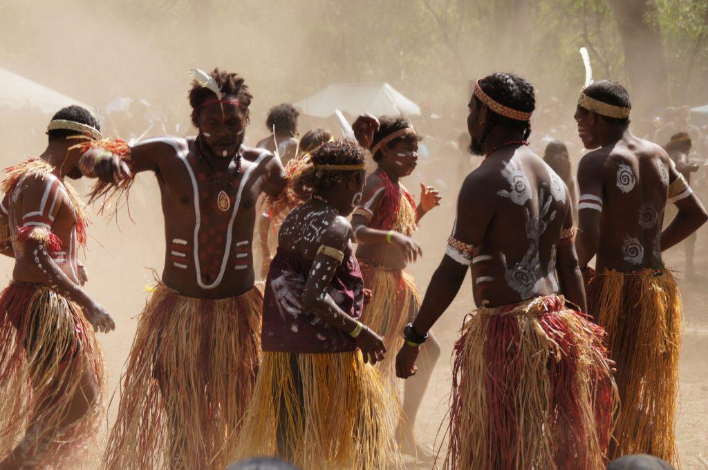 Болезненные традиции австралийских аборигенов