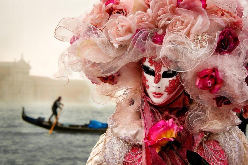 Венецианский карнавал, Италия