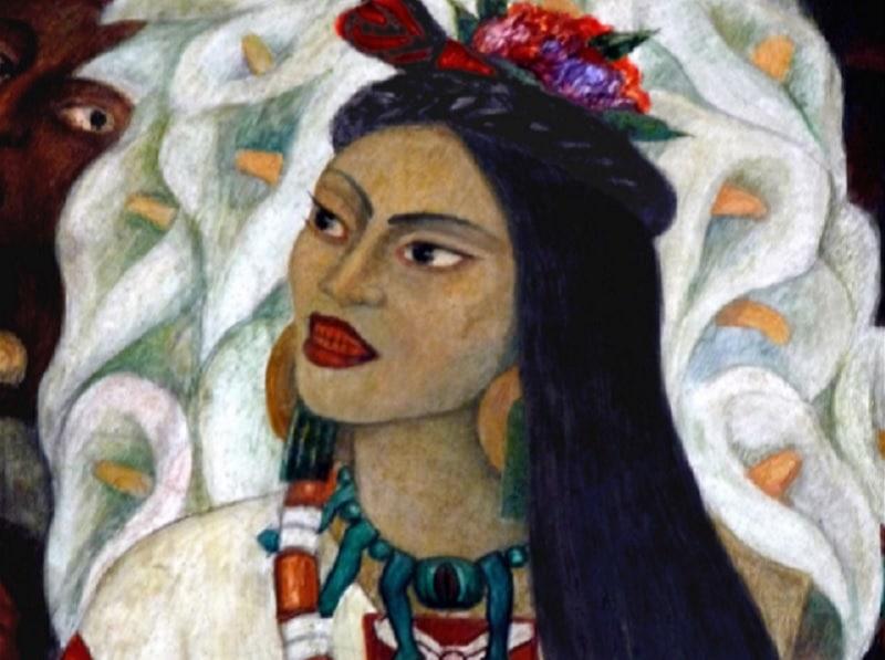 Роковая женщина - Ла Малинче