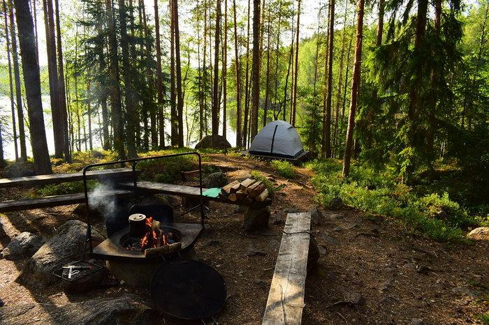 Национальный Парк Хосса, Финляндия
