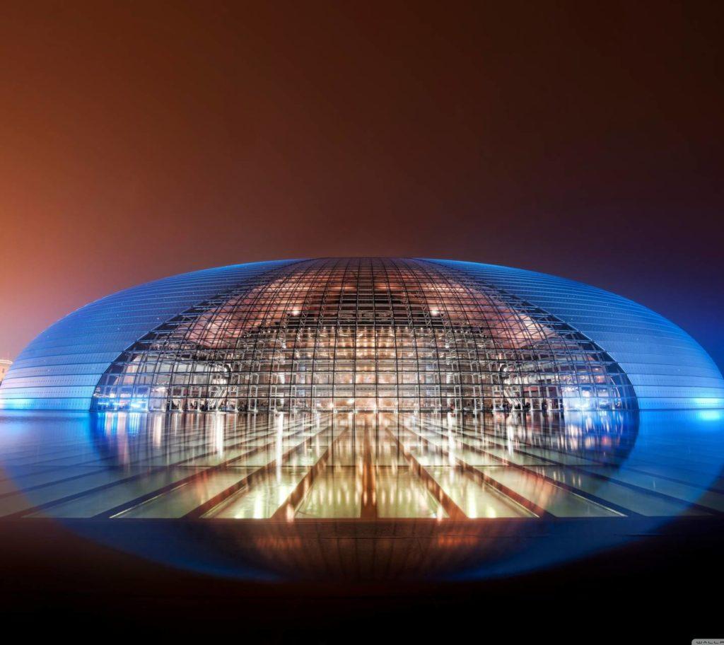 Национальный центр исполнительских искусств, Пекин