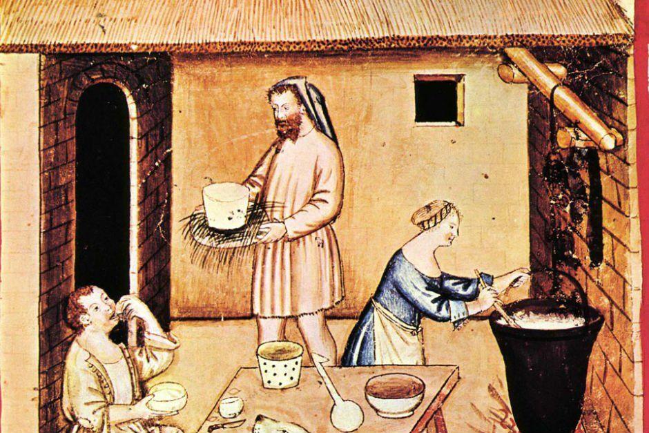 Вот 6 увлекательных фактов о кулинарии в Америке 18 века.