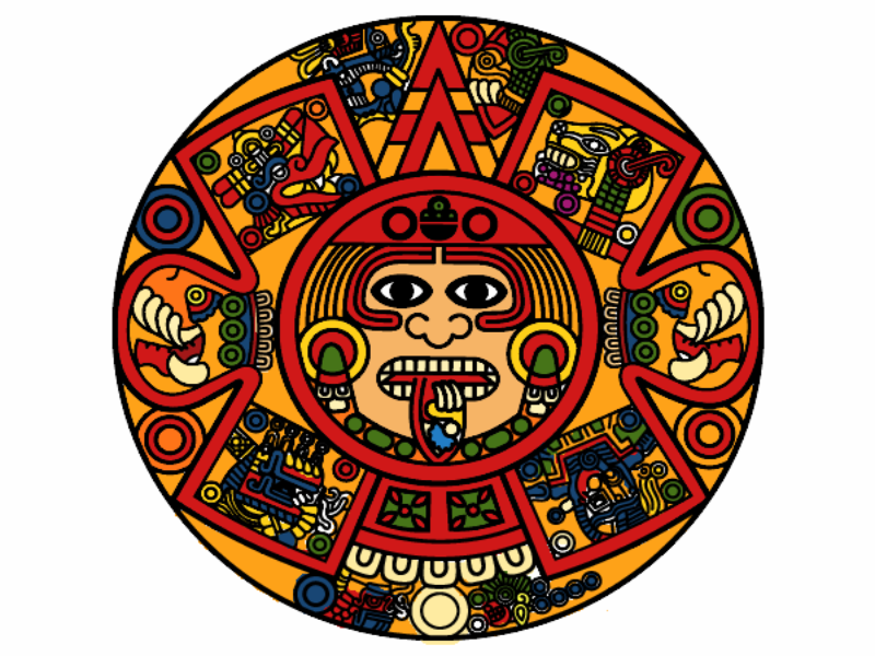 символ Теночтитлана