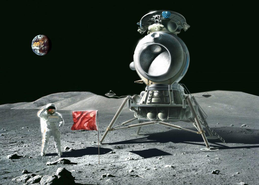 советская программа Луна