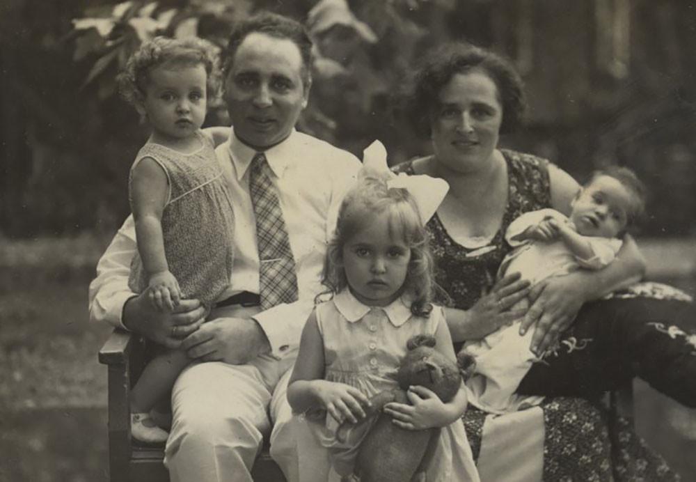 Родители Мирьяма Гейсмара
