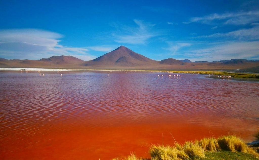 Лагуна Колорада, Боливия