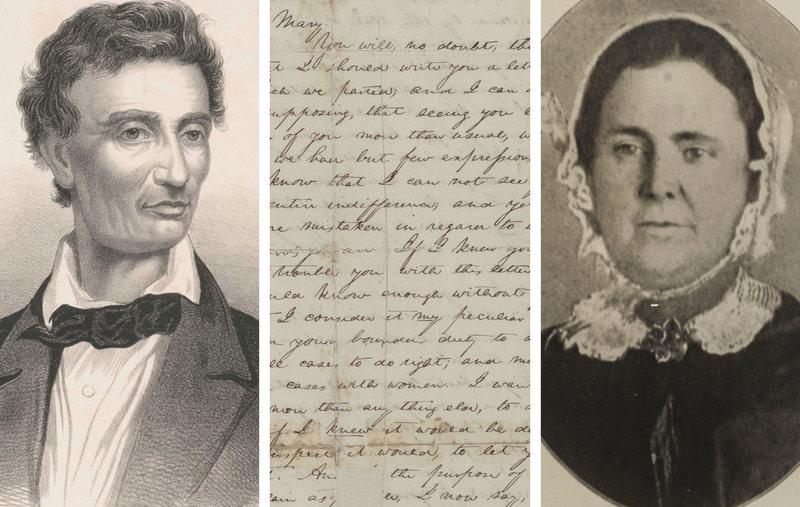 Линкольн с Мэри Оуэнс