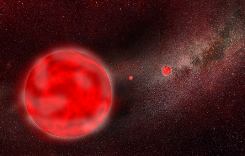 red giant star - 781×500