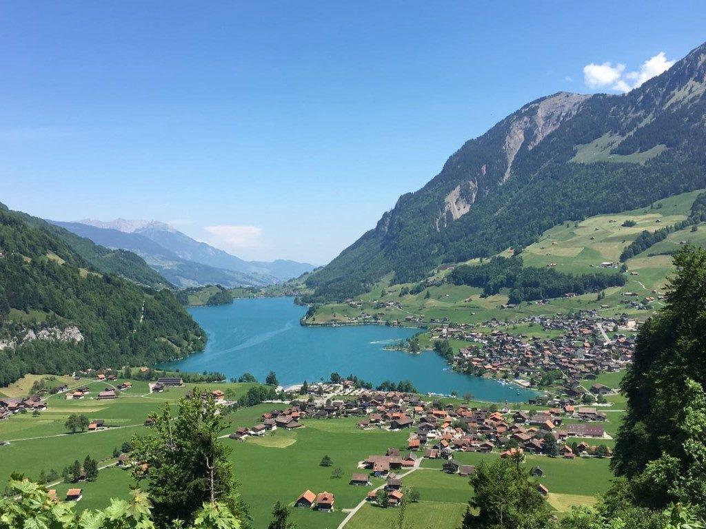 Озеро Люцерн, Швейцария