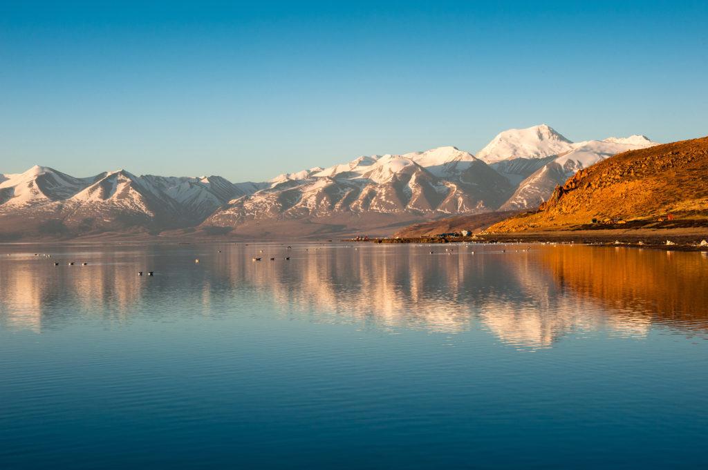 Озеро Манасаровар, Тибет