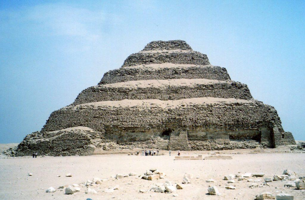 Пирамида Джозера