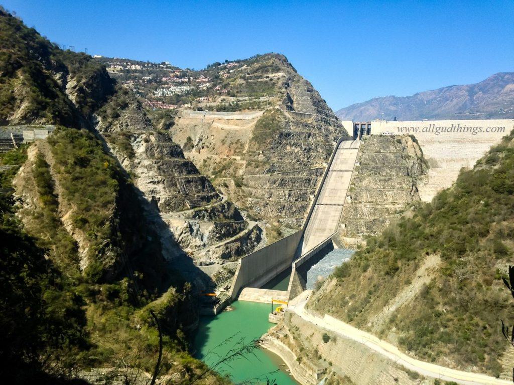 Плотина Техри, Индия – 260,5 метров