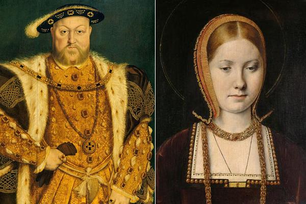 Развод Генриха VIII и Екатерины Арагонской