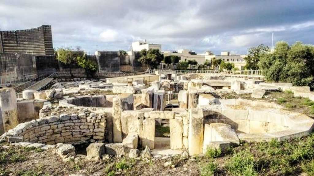 Тарксиенские храмы