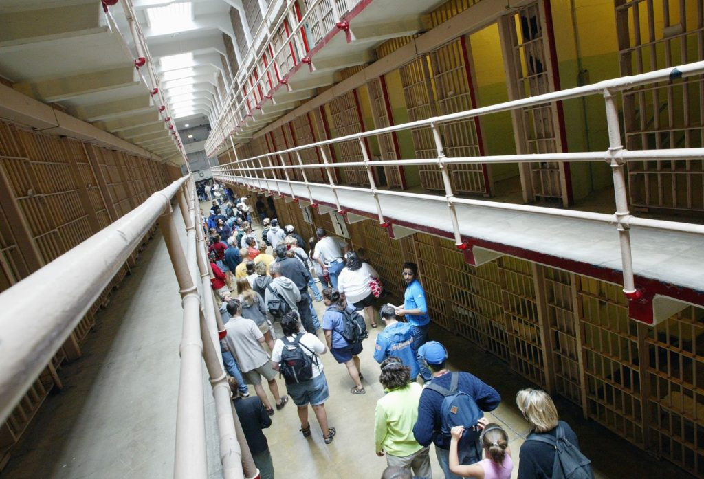 Тюрьма Алькатраса