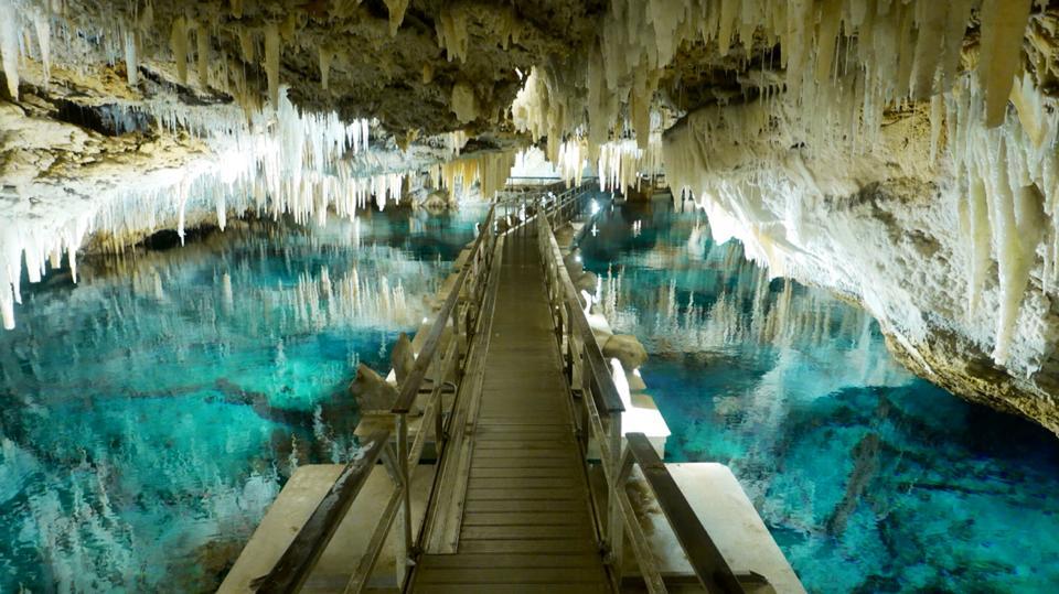 Пещера Фантазия, Бермудские острова