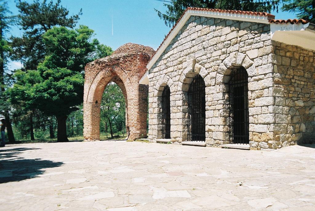 Фракийская гробница Казанлыка