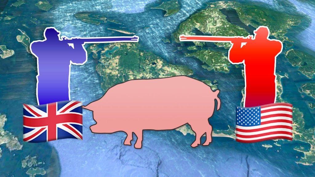 Свинячья война