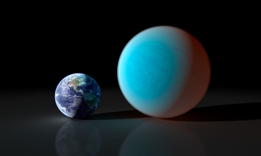 Алмазная Планета 55 Cancri E