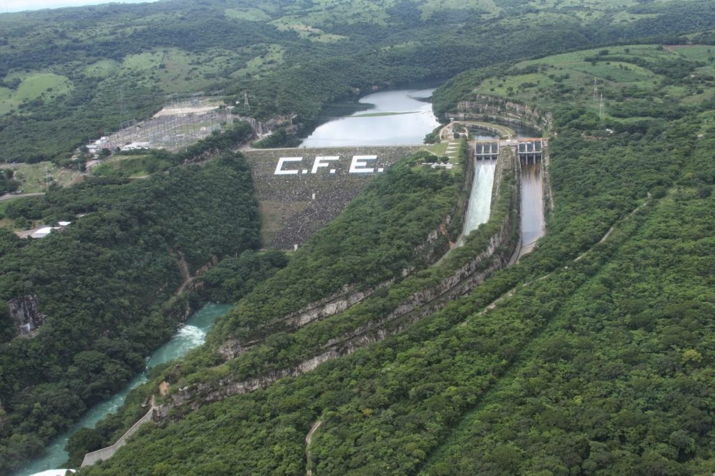 Manuel Moreno Torres Dam, Мексика
