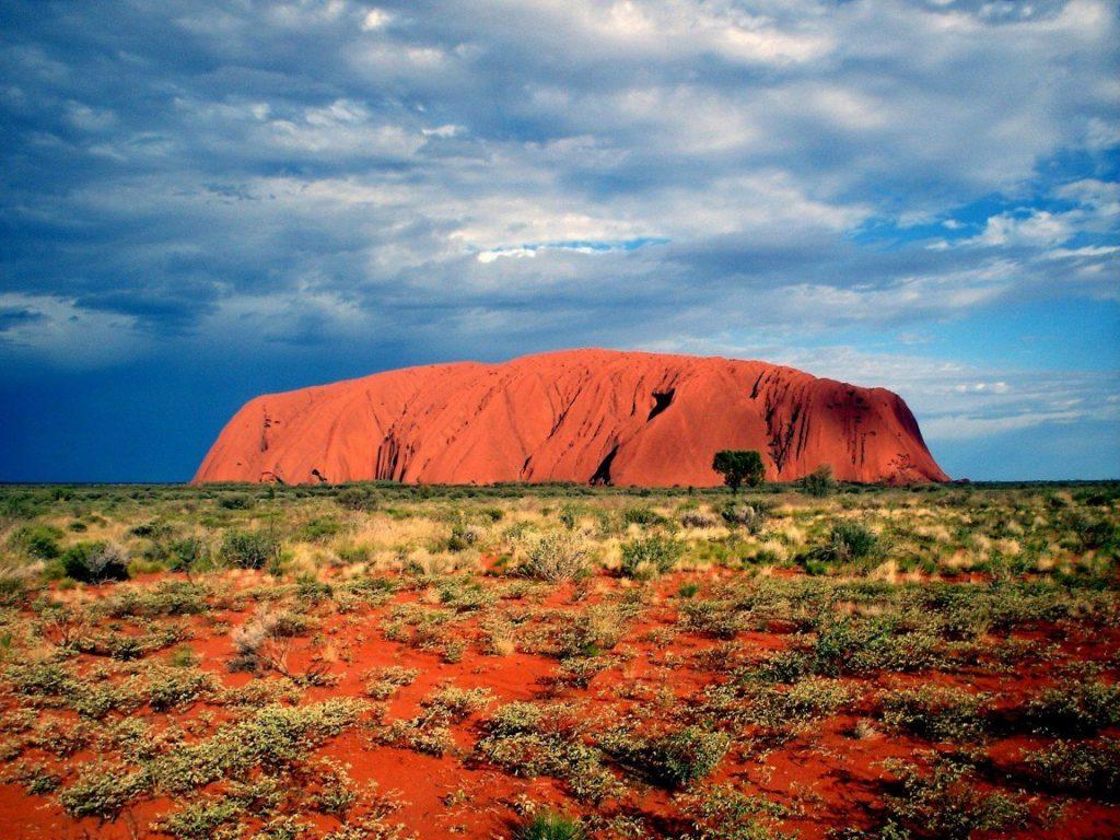 Айерс-Рок, Австралия