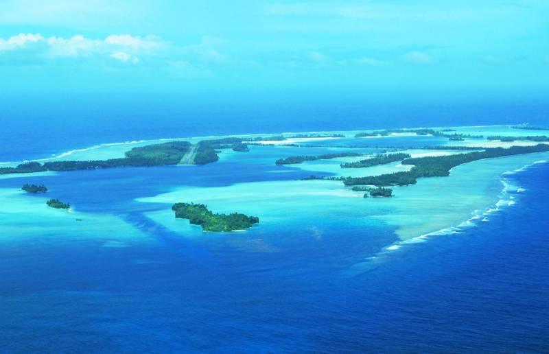 Атолл Пальмира в Тихом океане хранит пиратское сокровище