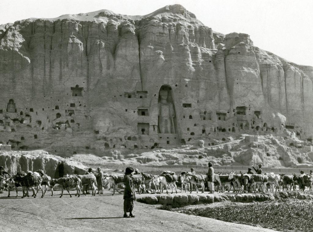 Бамианские статуи Будды, Афганистан