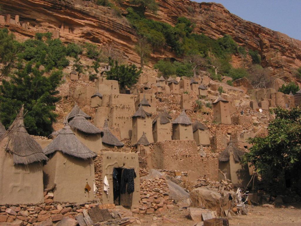 Бандиагара, Мали
