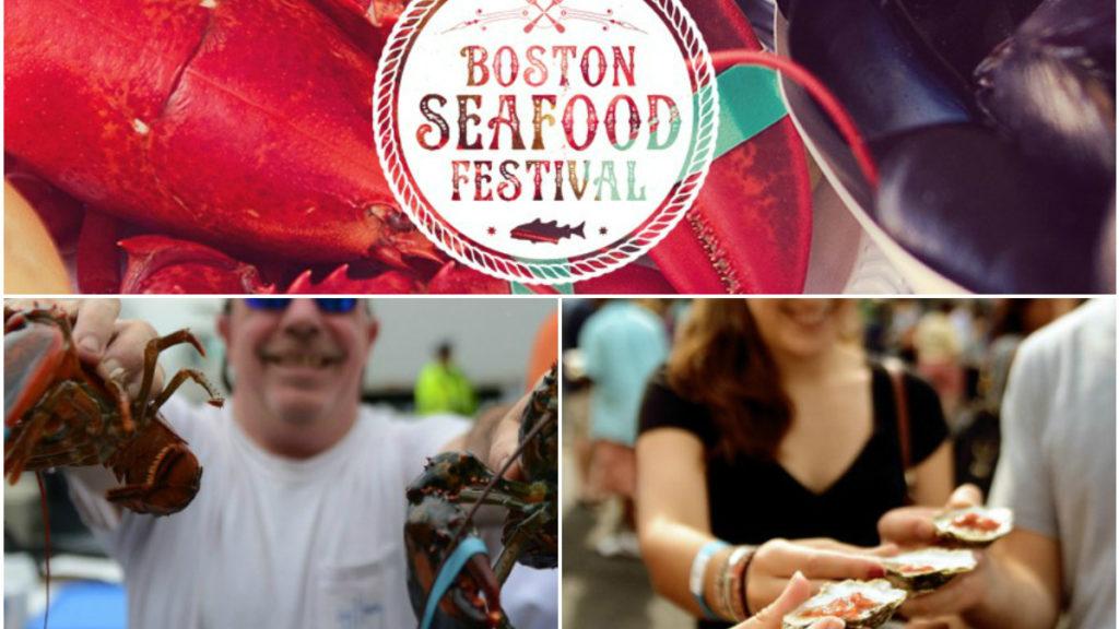 Бостонский Фестиваль Морепродуктов