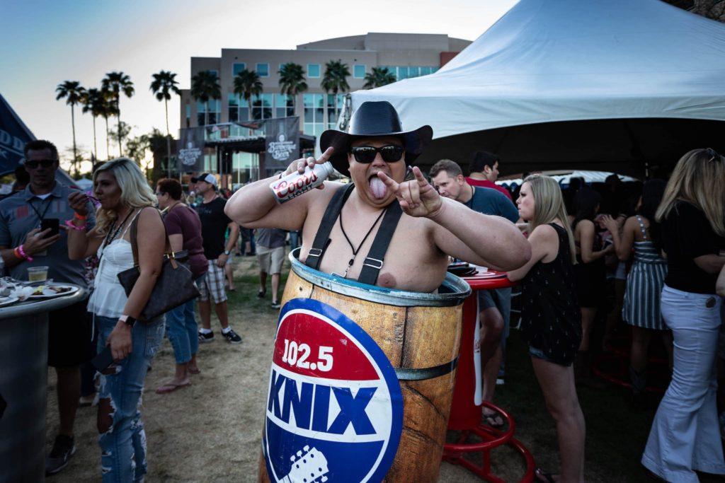 Великий американский фестиваль гурманов