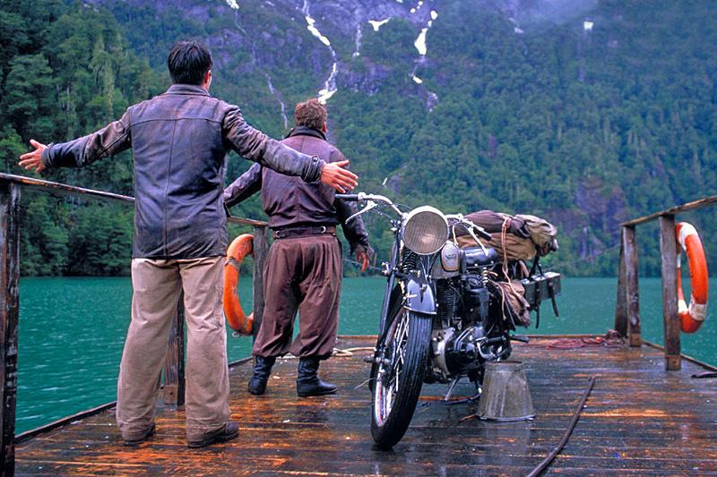 Южная Америка, «Дневники мотоциклиста»