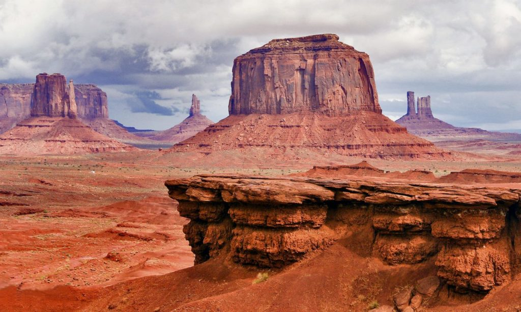 Монумент-Вэлли, Аризона, США