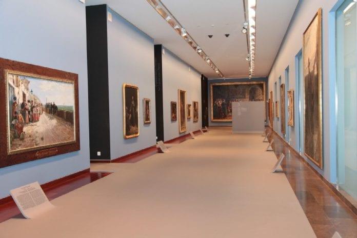 Музей изящных искусств Гравина