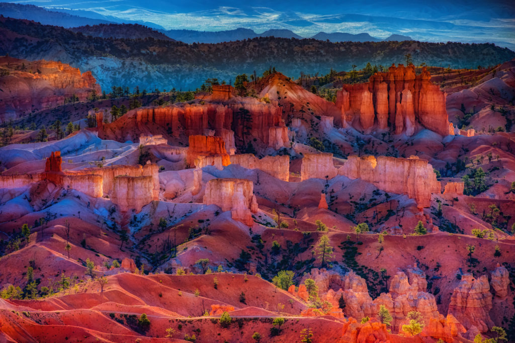 Национальный парк Брайс-Каньон, штат Юта, США